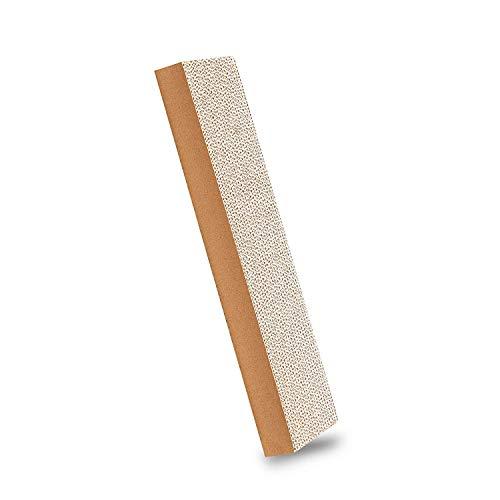 Bontoy - Cartón para rascar (46 x 12 x 4,5 cm, con función Atril)