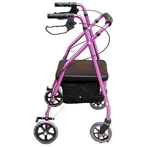Shopping cart Caminar Marco, Carro de la Gente Vieja Plegable luz Scooter...