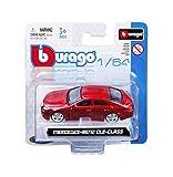 Bburago 59045 Scale Bugatti Veyron Vitesse - Vehículo a escala 1:64, color naranja , color/modelo surtido