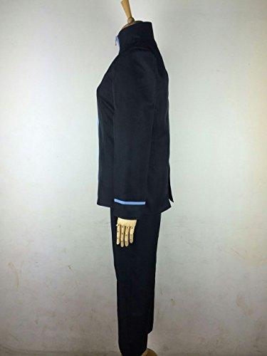 『【選べる4サイズ】 誠凛高校 火神 大我 制服 コスプレ 衣装 S M L XL SK (1.誠凛高校 制服 S)』のトップ画像