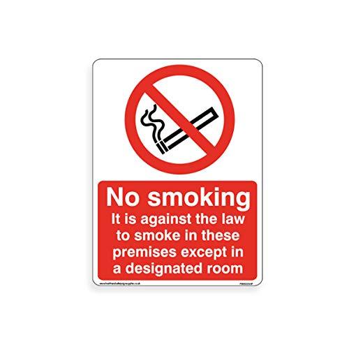 No Fumar, contra Ley ahumar Las instalaciones –