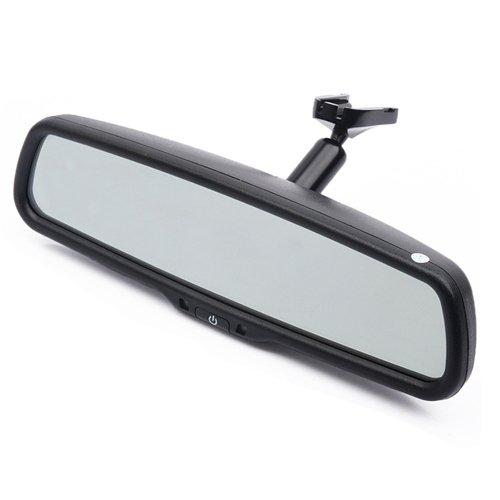 10,92 cm Zoll TFT LCD Auto Rückspiegel Monitor mit speziellen Halterung 2 ch Videoeingang