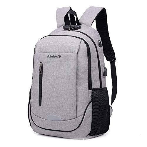 Multifunctionele tas voor laptop rugzak met USB-sleutel