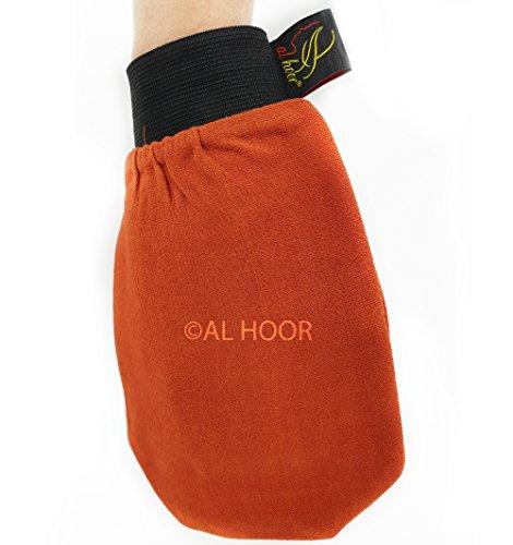 Gants exfoliants pour le corps Kessa marocain – Gants exfoliants de qualité supérieure pour peaux mortes
