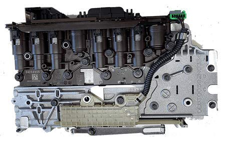 6L90 2007 Chev Silverado 2500 Hd 6.0L Rebuilt Valve Body -  Street Smart Transmission, VBN1666
