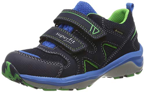 Superfit Jungen Sport5 Gore-Tex Sneaker, Blau (Blau/Grün 80), 25 EU