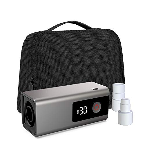 LEEL Cleaner with Travel Bag and Heated Hose Adapters, Portable All-in-One Cleaning Package