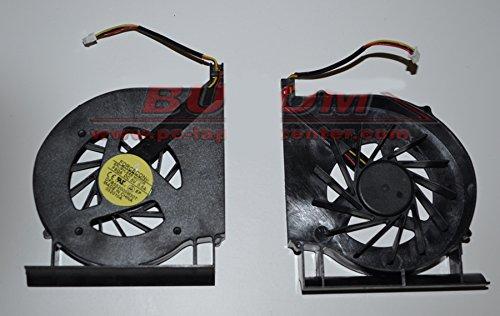 Ventilador de CPU para HP Compaq Presario G71 CQ61 CQ70 CQ71 G61 ventilador FAN DFB552005M30T Cooler