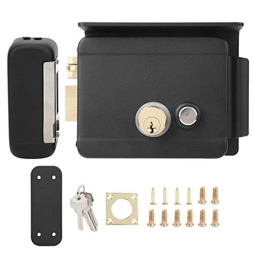 Cerradura de Control eléctrico Compacto de la Cerradura de Seguridad para el hogar de la Oficina del Departamento