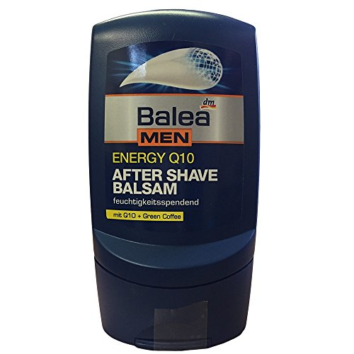 Balea MEN Energy Q10 After Shave Balsam mit Q10+Green Coffee (100ml)