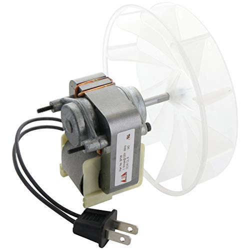 Endurance Pro BP28 Bathroom Fan Motor 99080166 and Blower Wheel Replacement for Broan Nutone 70CFM 120V