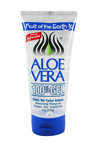 FRUIT OF EARTH Fruit of The Earth Aloe Vera Gel 170g -Moisturizing Therapy for Dry, Irritated Skin