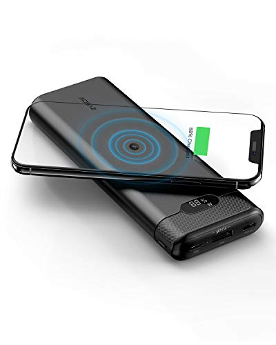 AIDEAZ Fast Charging Wireless Power Bank