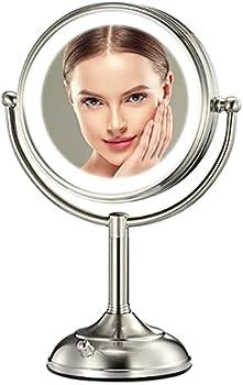 Best led makeup mirror 10x Reviews