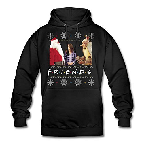 Spreadshirt Friends Ugly Christmas Sweater Hoodie unisex