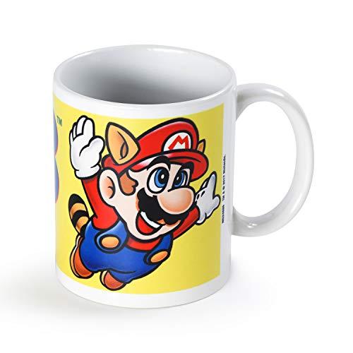 Super Mario - Mug Super Mario Bros. 3, 320 ML