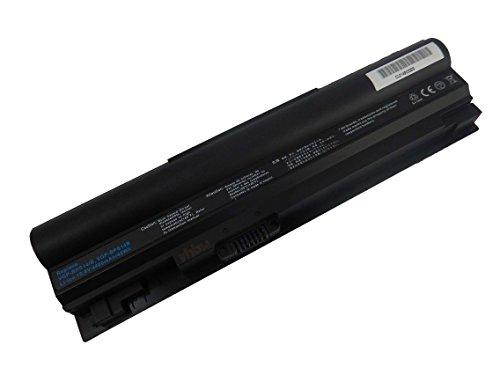 vhbw Li-Ion Batterie 4400mAh (10.8V) noir pour ordinateur notebook Sony VAIO VGN-TT11M, VGN-TT11M/N, VGN-TT13/N, VGN-TT15GN/B comme VGP-BPS14/S.