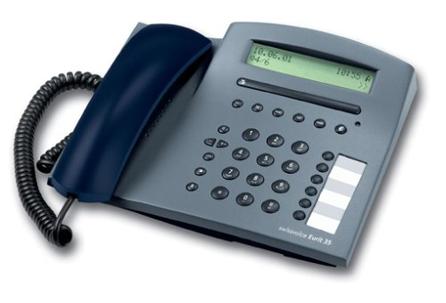Swissvoice Eurit 35 ISDN Komforttelefon