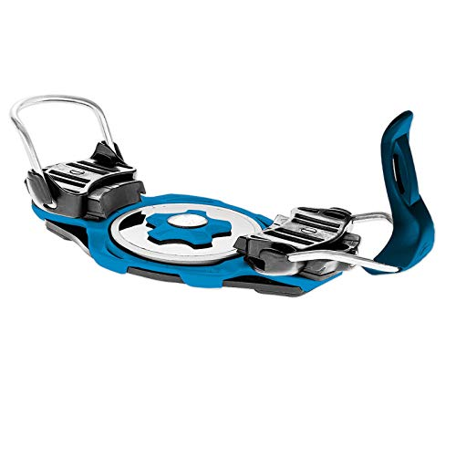 F2 Race Titanium Bindung - Blue Gr. L