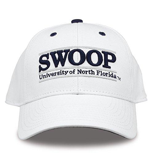 The Game NCAA Unisex Das Spiel Spitzname Bar Design, Unisex, Nckname Bar Design Hat, weiß, Einstellbar