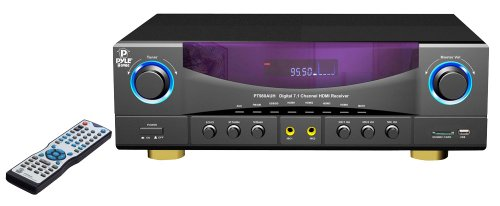 NEW PYLE 5.1CH HOME HOUSE DIGITAL AUDIO THEATER A//V RECEIVER AMP AMPLIFIER