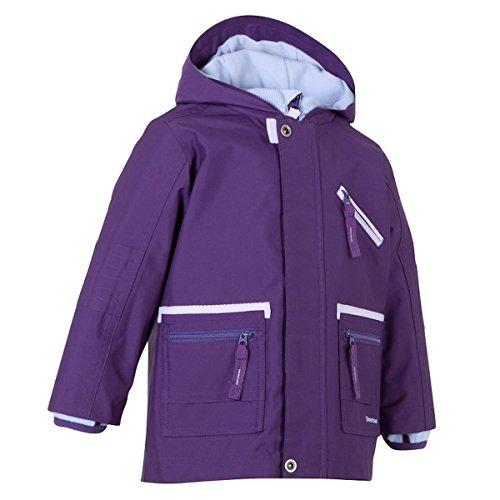 Preisvergleich Produktbild Q'CHUA 822534696 3 in 1 Kinder Wanderjacke,  Übergangsjacke,  Jacket Lila