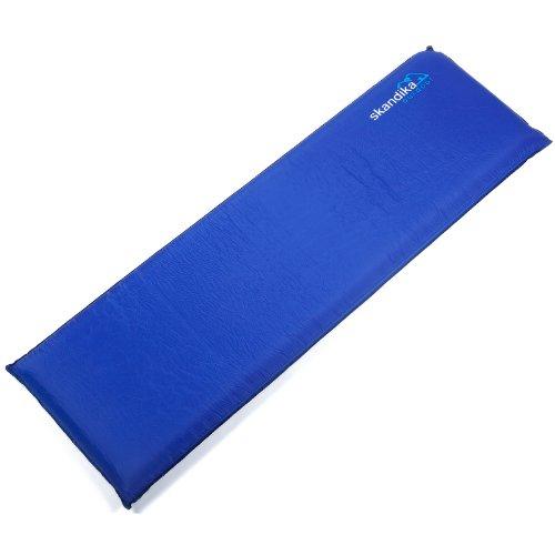 Skandika Blue Night Deluxe 10 selbstaufblasende Isomatte (196x60x10cm)