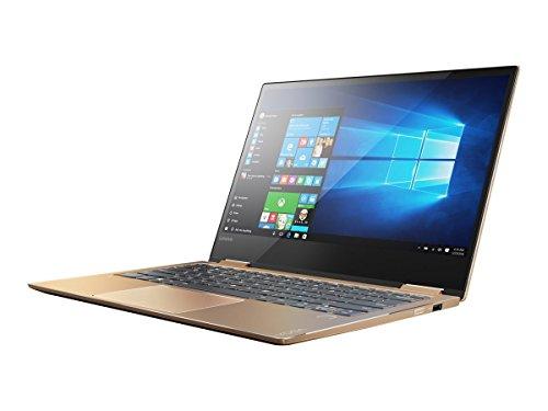 Lenovo Yoga 720 2.70GHz i7-7500U 13.3Zoll 1920 x 1080Pixel Touchscreen Kupfer Hybrid (2-in-1), 80X600G9GE