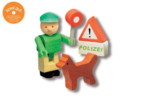 Woody Click 0307 - Polizeibeamter