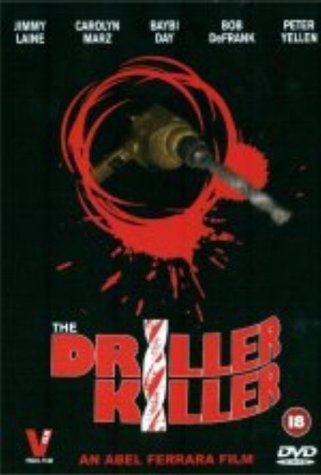 The Driller Killer (Uncut) [DVD]