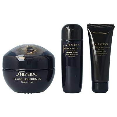 Shiseido Future Solution LX Night set by