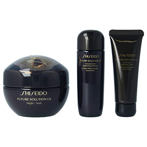 Shiseido Future Solution Lx Night Lote 3 Pz - ml.