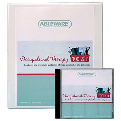 Maddak English Occupational Therapy Toolkit, CD Version (718170001)
