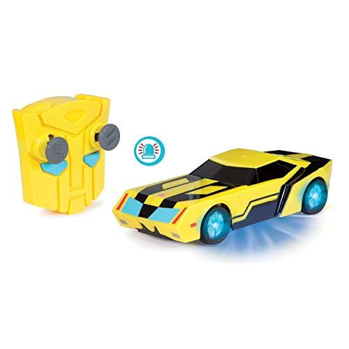 Smoby - 213114000 - Majorette Transformers - Radio Commande- Echelle 1/24 - Bumblebee