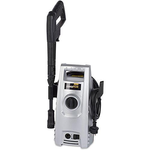 POWERPLUS® Hoch-Druckreiniger 1200 Watt Hochdruck-Reiniger Dampfstrahler Terrassenreiniger