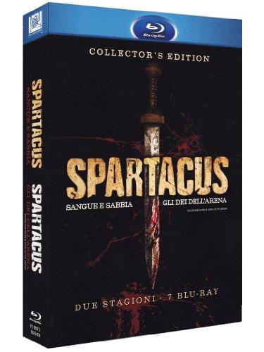 spartacus - sangue e sabbia & gli dei dell'arena - [Italia]...