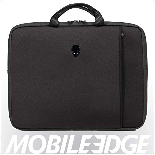 Alienware 15' Vindicator 2.0 Neoprene Gaming Laptop Sleeve, Black (AWV15NS-2.0)