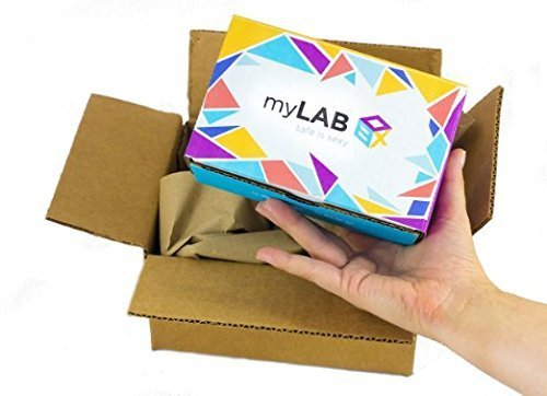 Best Prices! myLAB Box at Home STD Test for Women, Discreet Mail-in Kit, Lab Certified Results in 3 ...