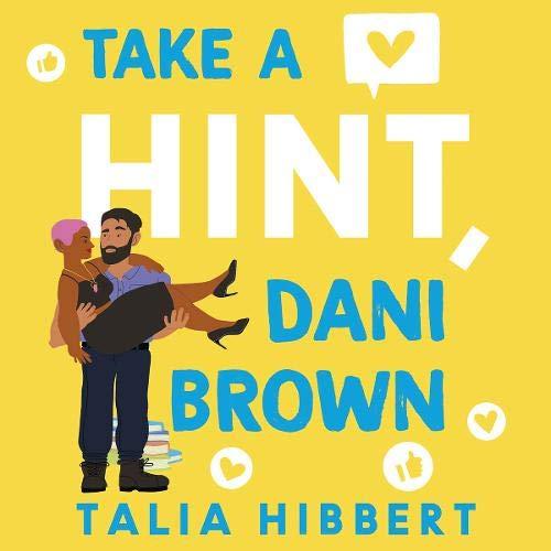 Take a Hint, Dani Brown cover art
