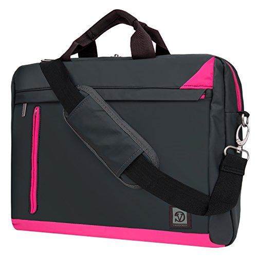 Vangoddy Laptop Bag Messenger Case for 15 16 inch Laptops, Toshiba Tecra Z50 A50 C50