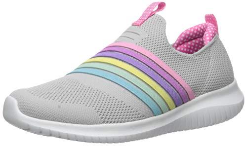 Skechers Ultra Flex Brightful Day Sneaker dziewczęce buty typu sneaker, Gymt, 29/30 EU