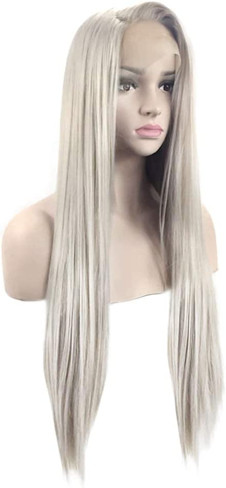 JYMBK Wigs 24 Inch Wig European Ladies Lace F Front Chemical Max 74% OFF and Wholesale