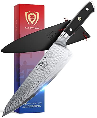 DALSTRONG Chef Knife - 8' - Shogun Series - Damascus -...