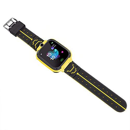 SEEK&SEEN Kinder-Smartwatch Wasserdicht Baby SOS Positionierung 2G SIM-Karte Anti-Verlust Smartwatch Kinder Tracker Smart Clock Anruf Uhr