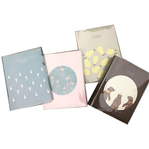 BLOUR Album Fotoalben Buch Pochette Sammelalbum Baby Fotoalbum Fotoalbum Hochzeitsaufkleber Fotos Scrapbooking Papier Zubehör Geschenk