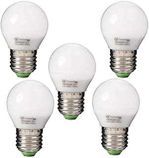 BOMBILLA LED ESFERICA 8W 22BOMBILLA LED ESFERICA 8W 220-240V E27 6400K 650LM (5-Unidades)0-240V E27 6400K 650LM (5-Unidades)