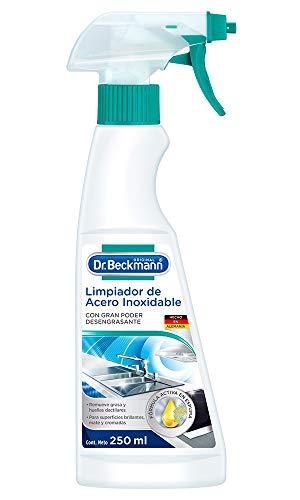 limpiador acero inoxidable 3m fabricante Dr. Beckmann