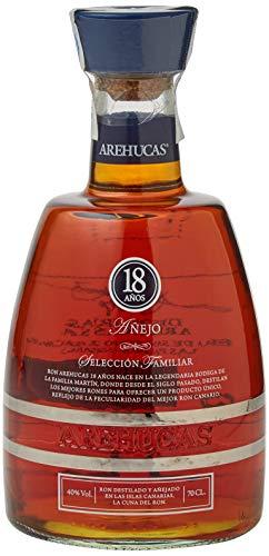 Arehucas Ron 18 Años Añejo Reserva Especial 40% Volume 0,7l in Geschenkbox Rum