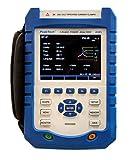 PeakTech P 4145 - Analizador de red de 3 fases (LAN,...