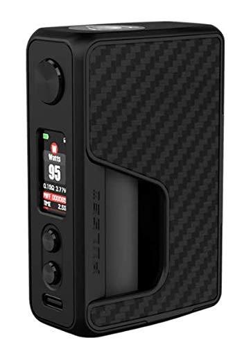 Vandy Vape Pulse V2 Mod 95W alimentado por una sola batería 21700 20700 18650 con PCBA impermeable y sistema Squonk a prueba de fugas